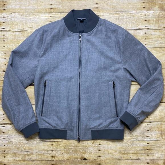 NWOT Hugo Boss wool jacket
